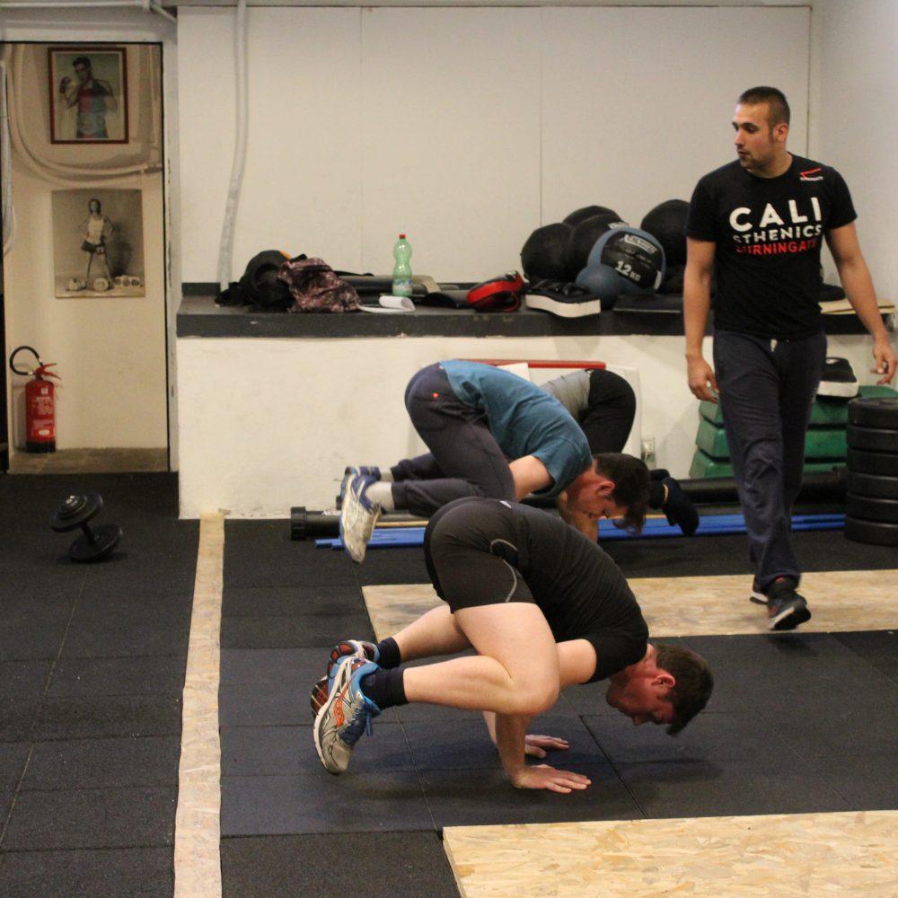 Calisthenics Workshop Training